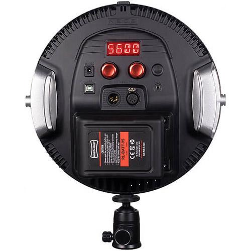 AEOS V2 LED Light Kit with 2 x Lights, 2 x Stands, 2 x Heads, 1 x Bag