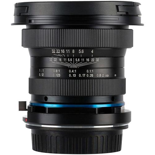 15mm f/4.0 Canon EF Mount Manual Focus Lens