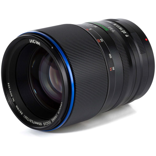 105mm f/2.0 STF Canon EF Mount Manual Focus Lens