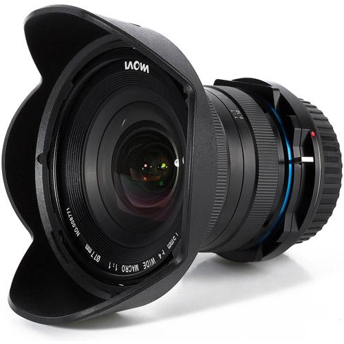 15mm f/4.0 Nikon F Mount Manual Focus Lens