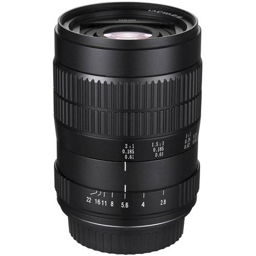 60mm f/2.8 2x Ultra-Macro Nikon F Mount Manual Focus Lens