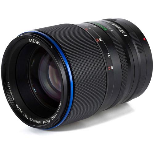 105mm f/2.0 STF Nikon F Mount Manual Focus Lens