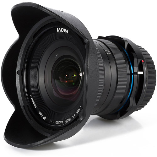 15mm f/4.0 Sony FE Mount Manual Focus Lens