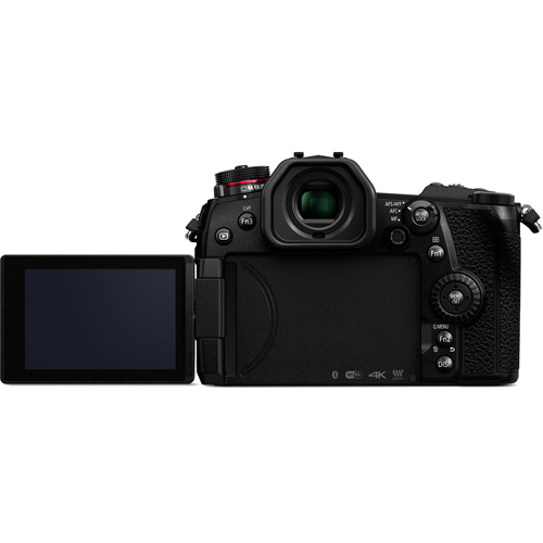 Lumix DC-G9 Mirrorless Body