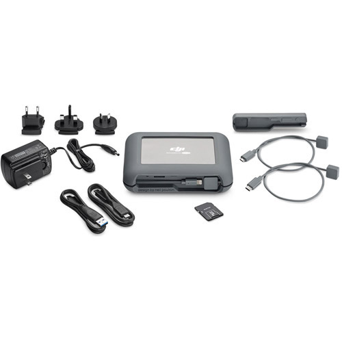 2TB BOSS DJI Copilot Portable SD w/Back Up