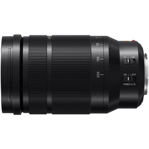 Leica DG Vario-Elmarit 50-200mm f/2.8-4.0 ASPH Power OIS Lens