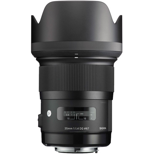 ART 35mm f/1.4 DG HSM Lens for Sony E-Mount