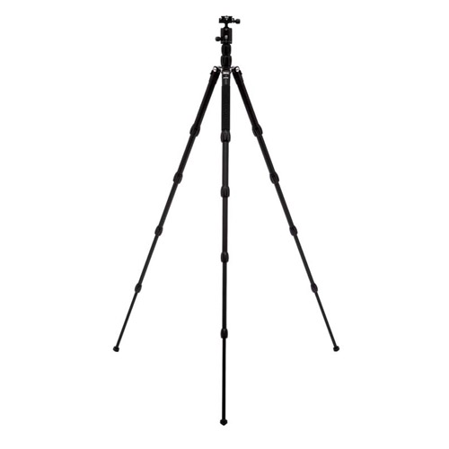 Roadtrip S Aluminium Tripod - Black