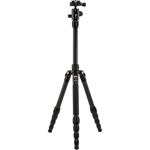 Backpacker S Carbon Fibre Tripod Black