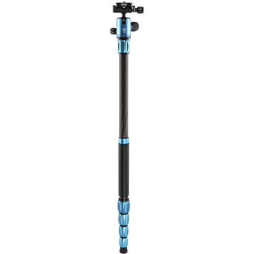 Backpacker S Carbon Fibre Tripod Blue