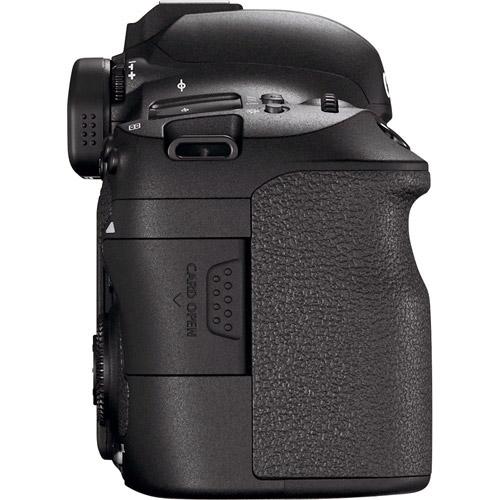 EOS 6D Mark ll Body with Bonus BG-E21 Battery Grip, and Bonus Battery