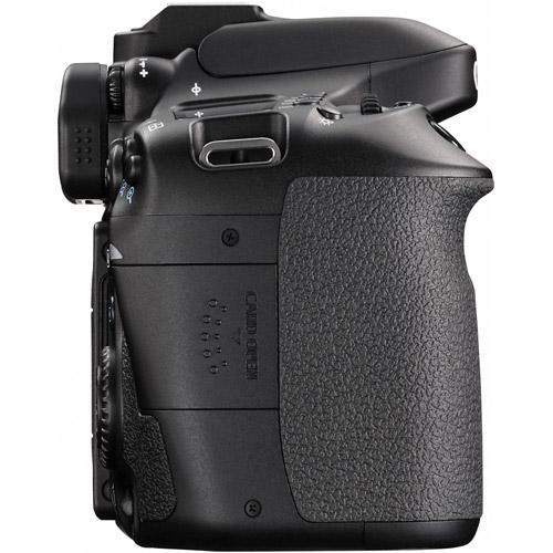 EOS 80D with EF-S18-55mm f/3.5-5.6 IS STM Lens With Bonus 430EX III-RT Speedlight