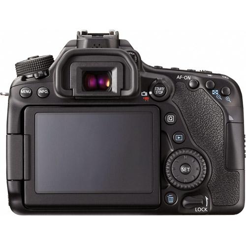 EOS 80D with  EF-S18-135mm f/3.5-5.6 IS USM Lens With Bonus 430EX III-RT Speedlight