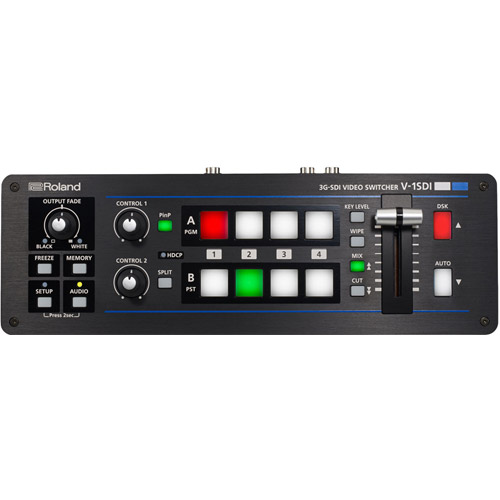 3G/HD-SDI Video Switcher w/SDI to USB 3.0 Bundle