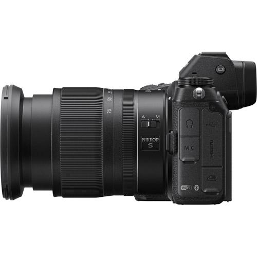Z7 Kit w/ Z 24-70mm f/4.0 lens