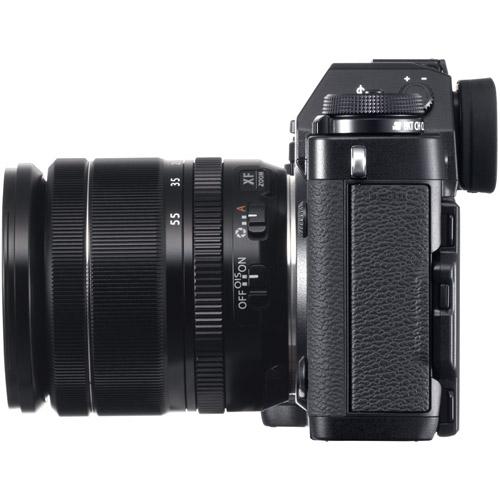 Fujifilm X-T3 Mirrorless Kit Black w/ XF 18-55mm f/2.8-4.0 R LM OIS Lens