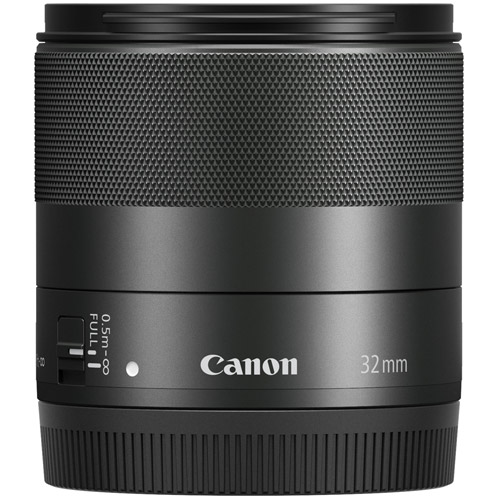 EF-M 32mm f1.4 STM Lens