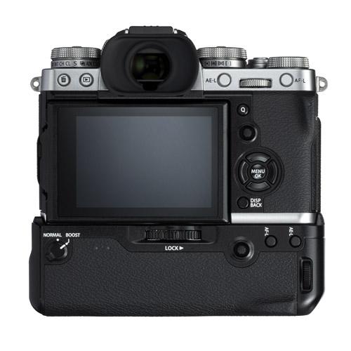 Fujifilm X-T3 Mirrorless Body Silver & VG-XT3 Grip