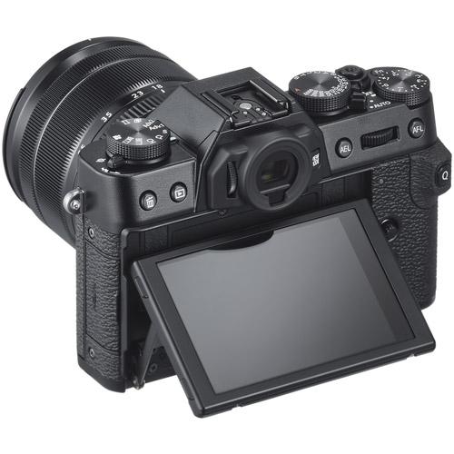 Fujifilm X-T30 Mirrorless Body Black