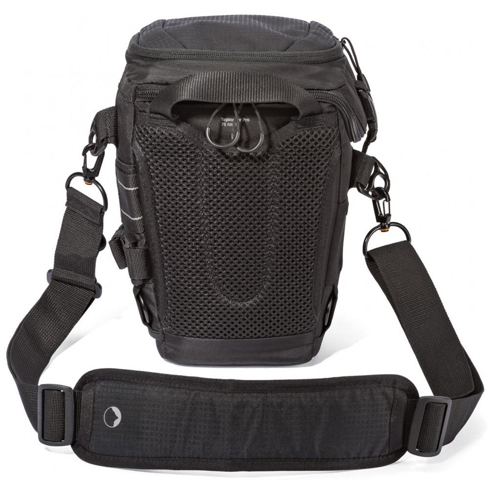 Lowepro Toploader Pro 70 Aw Ll Lp36773 Holster Style Bags Vistek Zoom 55 Ii Black Canada Product Detail
