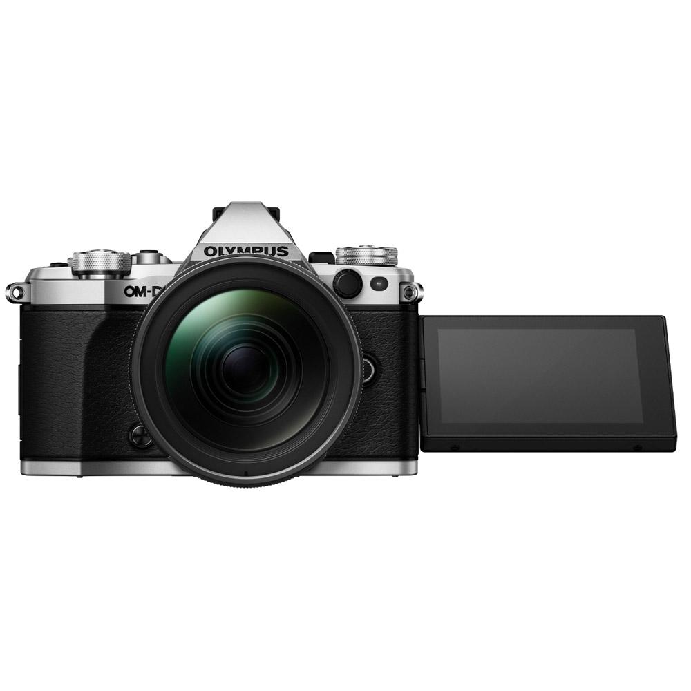 Olympus Om D E M5 Mark Ii Mirrorless Silver Body V207040su000 Kit Ed 12 40mm F 28 Pro Cameras Vistek Canada Product Detail