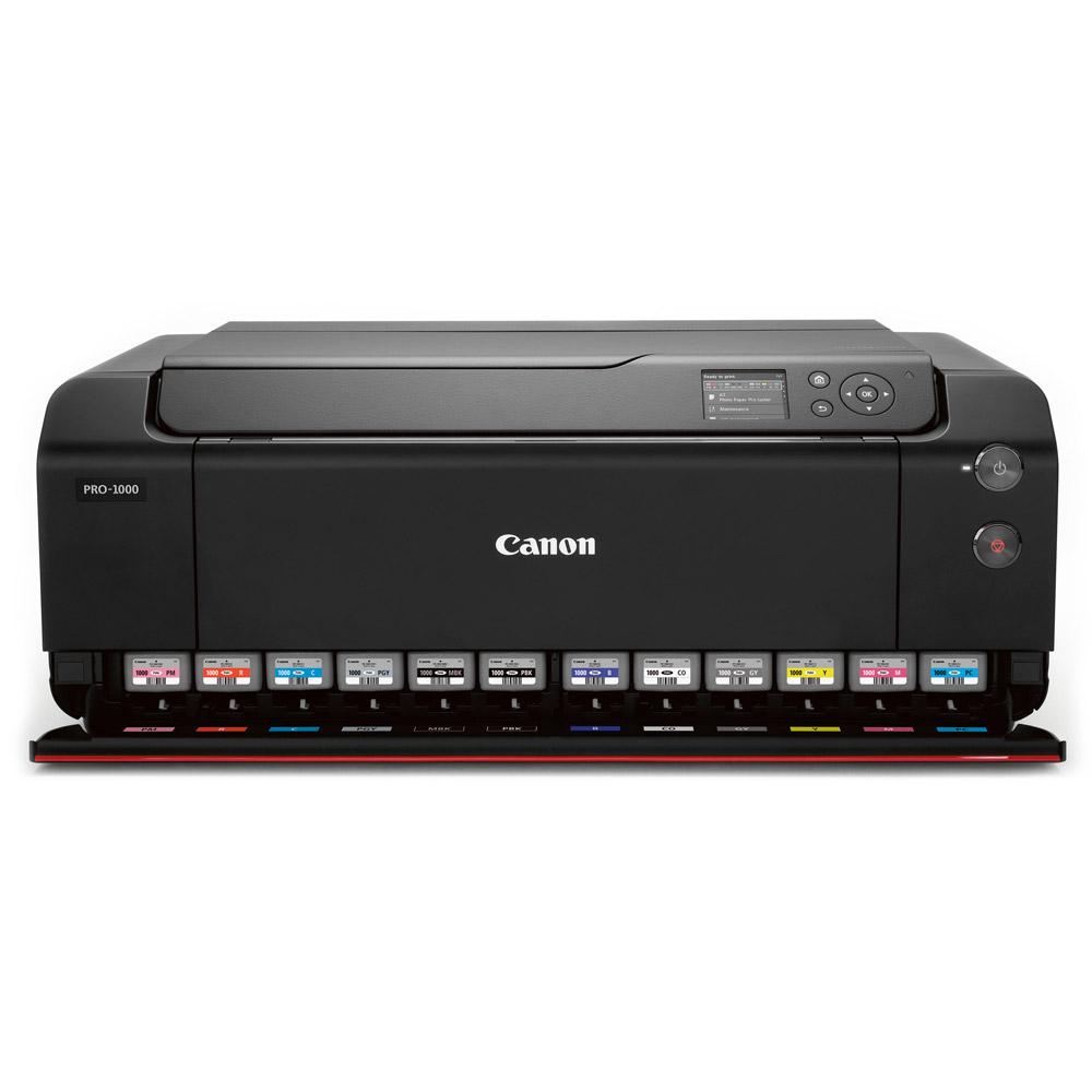 Canon Imageprograf Pro 1000 Printer 0608c003 Desktop Printers Tinta G Series Yellow Vistek Canada Product Detail
