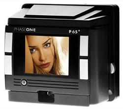 60 Megapixels - Phase One P65+